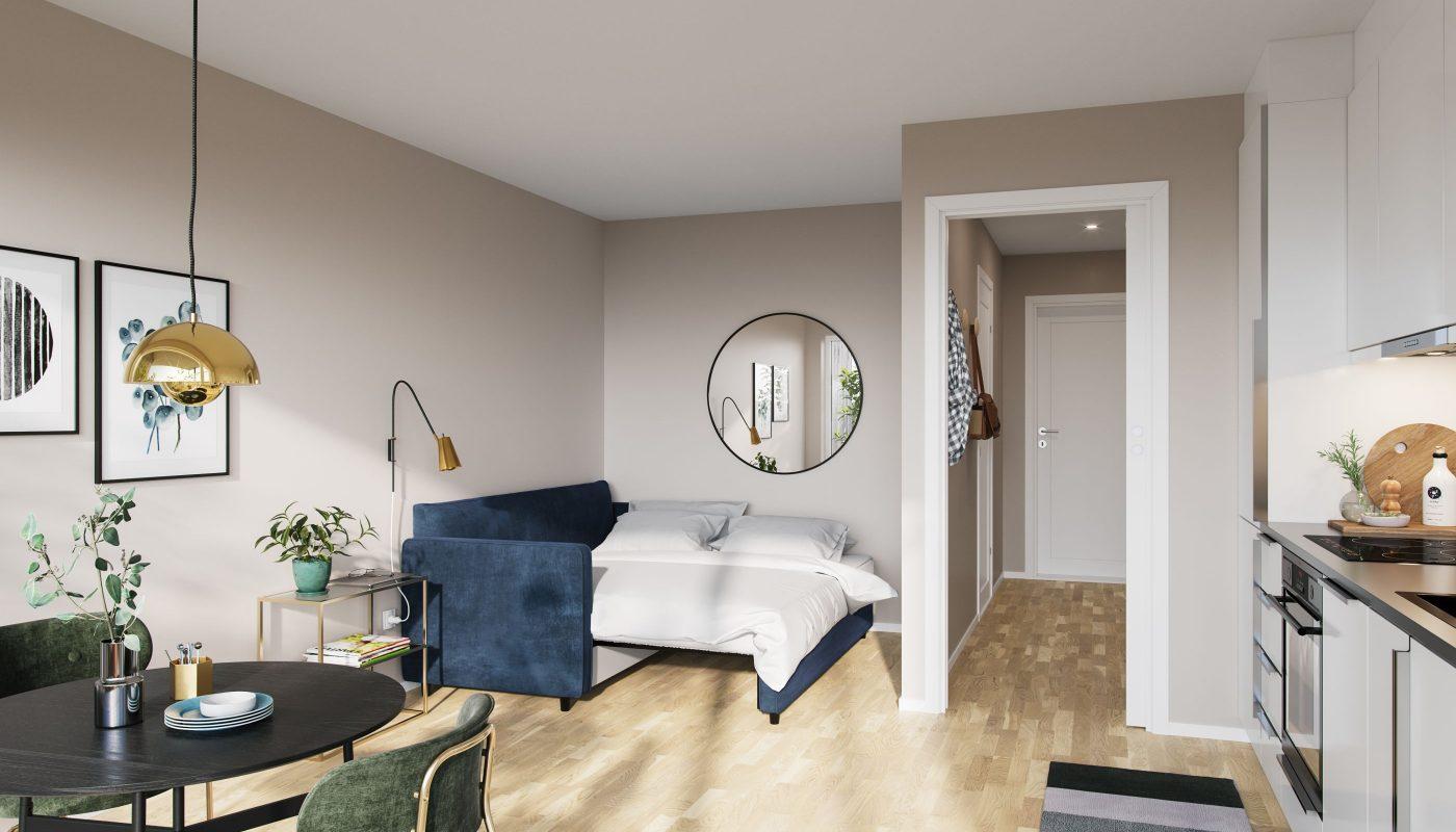 INT03 - stue seng D606